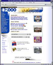 Channel 2000 Front Page